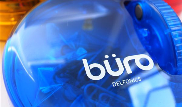DELFONICS Buro Clip Case